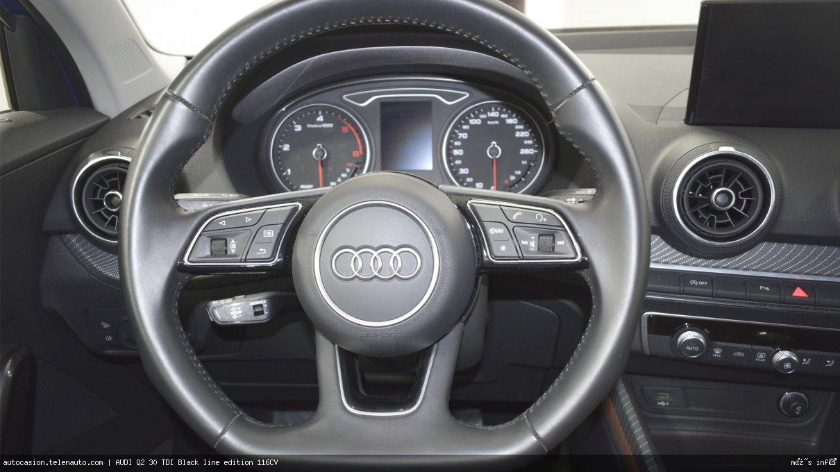 Audi Q2 35 TFSI S line S tronic 150CV (AUTOMÁTICO) Diesel